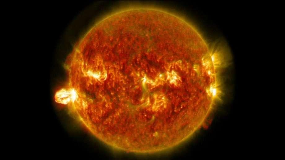 Tempestade solar atingirá a Terra